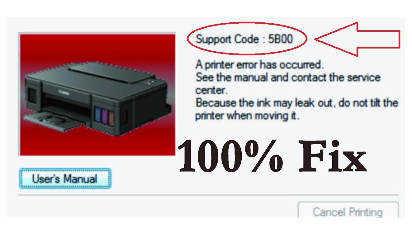 Sửa lỗi 5B00